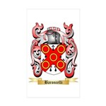 Baroncelli Sticker (Rectangle 10 pk)