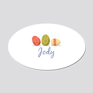 Easter Egg Jody Wall Decal