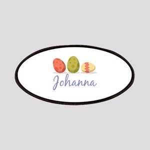 Easter Egg Johanna Patches