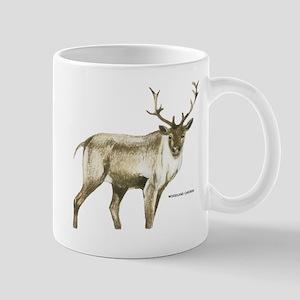 Woodland Caribou Animal Mug