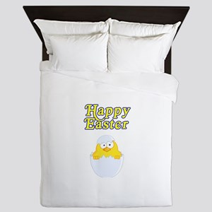 Happy Easter Queen Duvet