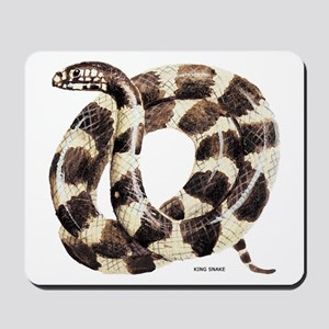 King Snake Mousepad