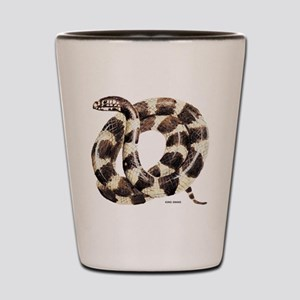 King Snake Shot Glass