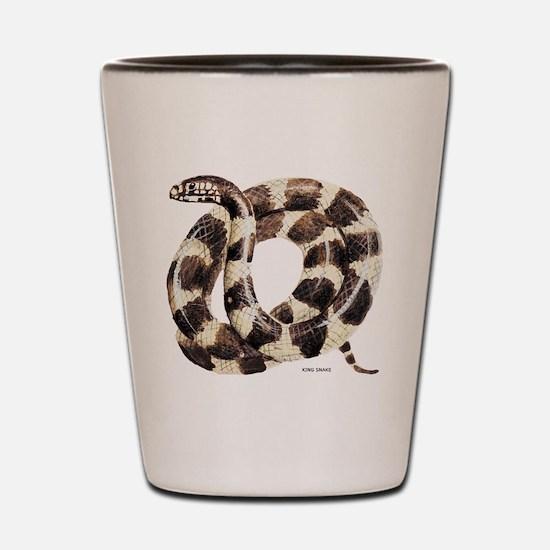 King Snake Shot Glass