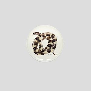 King Snake Mini Button