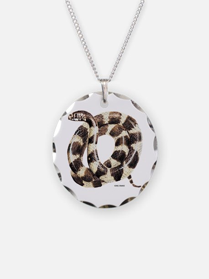 King Snake Necklace