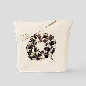 King Snake Tote Bag