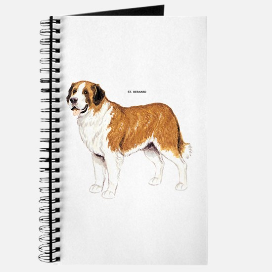 St. Bernard Dog Journal