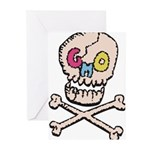Say no to GMO / Label GMO Greeting Cards (Pk of 10