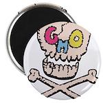Say no to GMO / Label GMO Magnet