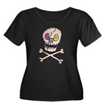 Say no to GMO / Label GMO Plus Size T-Shirt