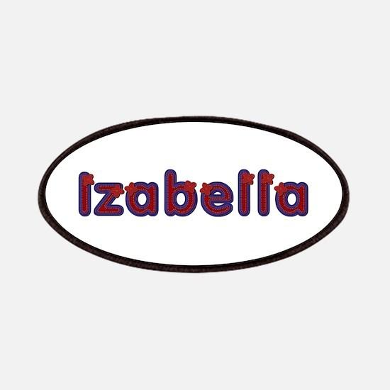 Izabella Red Caps Patch