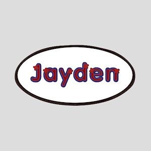 Jayden Red Caps Patch