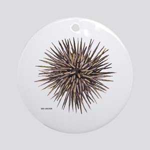 Sea Urchin Ornament (Round)