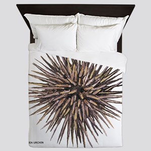 Sea Urchin Queen Duvet