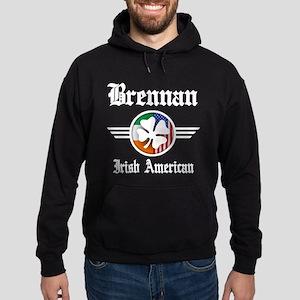 Irish American Brennan Hoodie