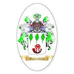Besnardeau Sticker (Oval 10 pk)