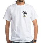 Beseke White T-Shirt