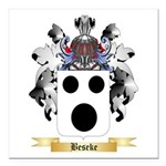 Beseke Square Car Magnet 3