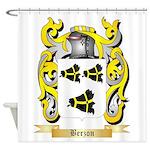 Berzon Shower Curtain