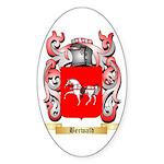 Berwald Sticker (Oval 10 pk)