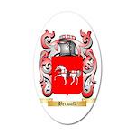 Berwald 35x21 Oval Wall Decal