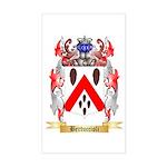 Bertuccioli Sticker (Rectangle)