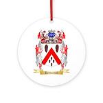 Bertuccioli Ornament (Round)