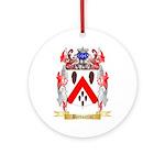 Bertuccini Ornament (Round)