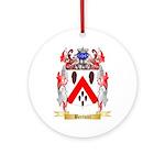 Bertucci Ornament (Round)