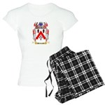 Bertuccelli Women's Light Pajamas