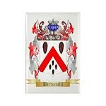 Bertuccelli Rectangle Magnet (100 pack)