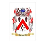 Bertuccelli Postcards (Package of 8)
