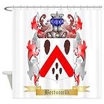 Bertuccelli Shower Curtain