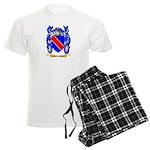 Bertrandon Men's Light Pajamas