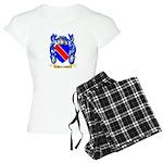 Bertrandon Women's Light Pajamas