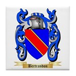 Bertrandon Tile Coaster