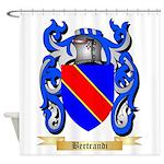 Bertrandi Shower Curtain
