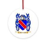 Bertrandi Ornament (Round)