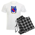 Bertrandeau Men's Light Pajamas