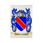 Bertrandeau Rectangle Magnet (100 pack)