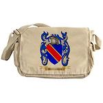 Bertrandeau Messenger Bag