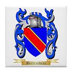 Bertrandeau Tile Coaster
