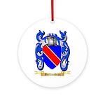 Bertrandeau Ornament (Round)