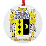 Bertram Round Ornament