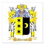 Bertram Square Car Magnet 3