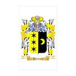Bertram Sticker (Rectangle 50 pk)