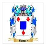 Bertoud Square Car Magnet 3