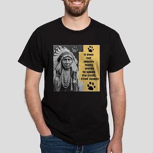 Chief Joseph Quote T-Shirt