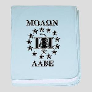 Molon Labe (Come and Take It/Three Percent Logo) b